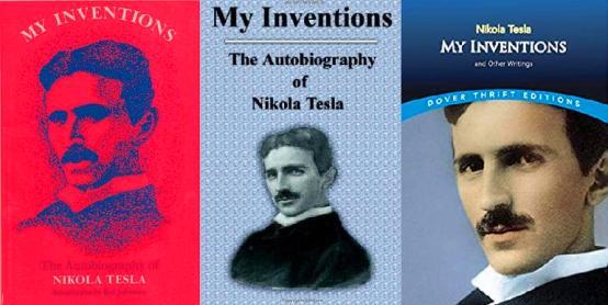 Este libro es una recopilación de artículos autobiográficos escritos por Tesla cuando tenía 63 años. La mayoría de los textos aparecieron publicados a lo largo de varios números de la revista The Electrical Experimenter en 1919.