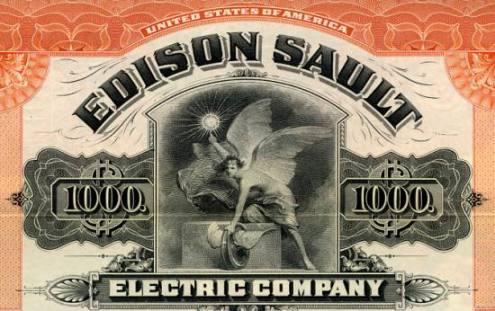 En 1879 Thomas Alva Edison, inventó la lámpara incandescente, empleando filamentos de platino alimentados a sólo 10 voltios. Esto fue un gran avance para la masificación del uso de la energía eléctrica.