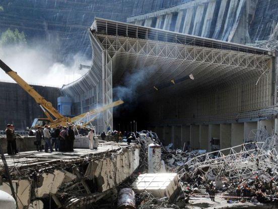 Las pérdidas que por el paro de la central sufrirá RusHydro serán del orden de 1.500 millones de rublos mensuales (un poco más de 33 millones de euros).
