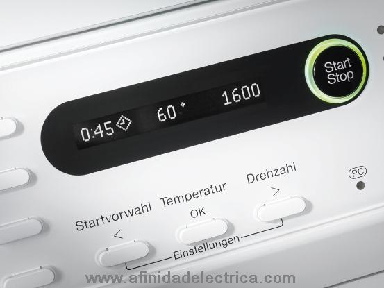 Evite usar la opción de alta temperatura cuando la ropa no está muy sucia.