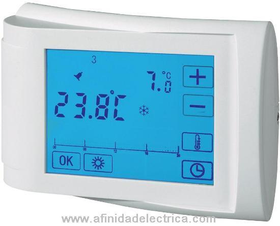 Los termostatos programables no contienen mercurio, y en algunos climas, pueden ahorrar un porcentaje muy importante en los gastos de energía.