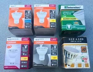 ¿Existe algún reemplazo de bajo consumo para las lámparas dicroicas?