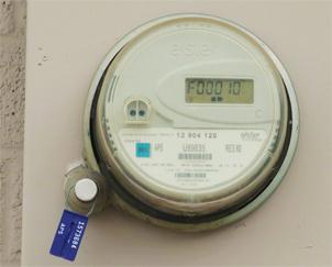 Disección de un medidor inteligente REX2.