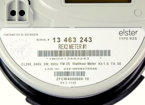 ¿Quién hubiera pensado que su medidor de kilowatt hora tendría una ID de red LAN?